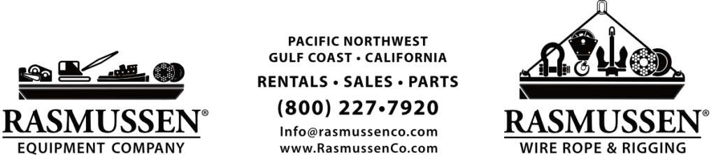 RASMUSSEN Equipment Company [Seattle] Wire Rope & Rigging Supply