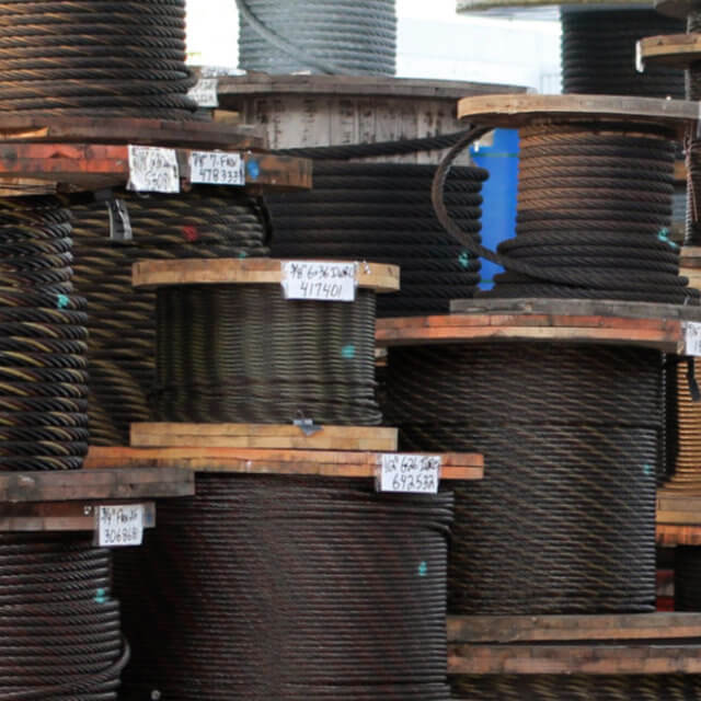 WIRE ROPE & RIGGING