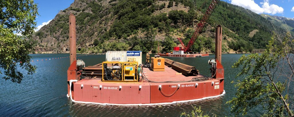 Poseidon-Barge Rasmussen Equipment