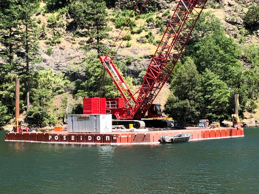 Used Sectional Barges For Sale Rent Shugart Barges